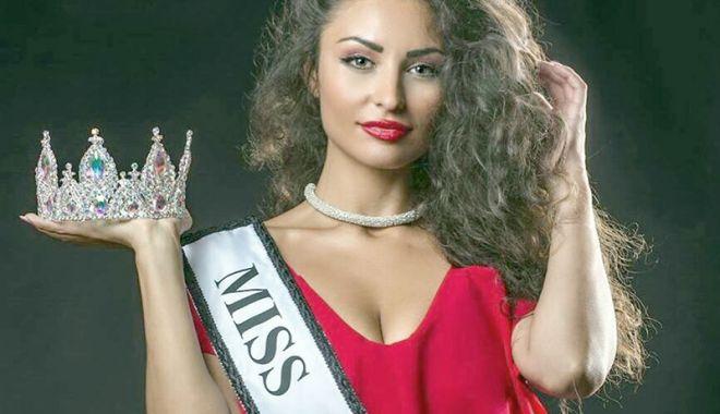 Foto: Constănţeanca Alina Mihaela Staicu a câştigat concursul Miss Elegant Universe 2018