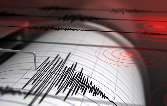 Foto: ROMÂNIA, ZGUDUITĂ DIN NOU / Val de cutremure! S-a produs un nou seism cu magnitudine importantă