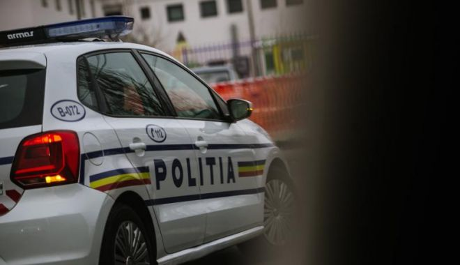 Foto: Şef de poliţie, schimbat din funcţie