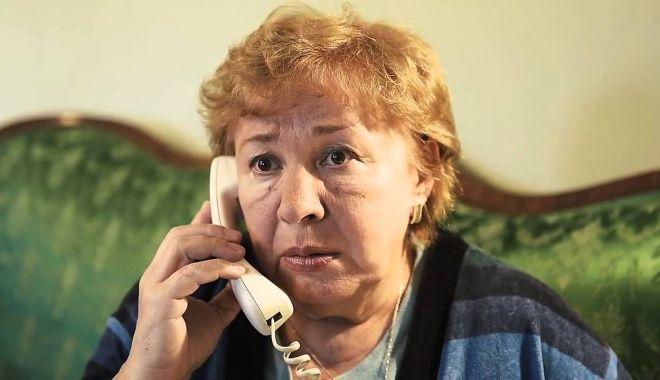 Foto: O femeie de 83 de ani i-a evitat pe şarlatanii care voiau s-o prăduiască