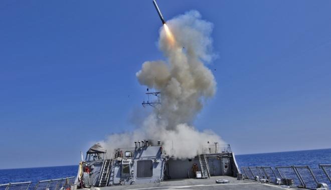 Foto: Oficial armata SUA: Rusia a instalat o rachetă de croazieră