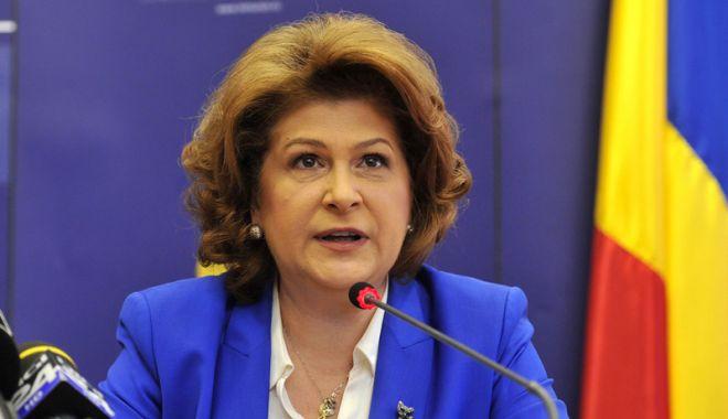 Foto: Oficial! Rovana Plumb, ministru interimar la Educaţie