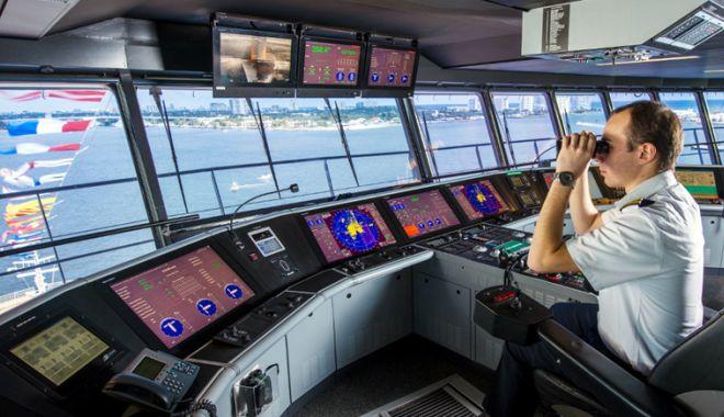 Foto: Ofițerii de marină vor fi pregătiți în domeniul securității cibernetice