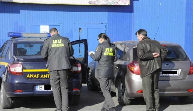 Foto: O grupare mafiotă a jefuit bugetul statului de 44.725.698 lei