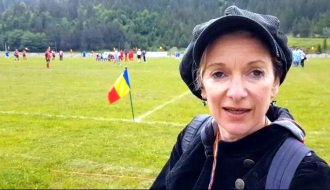 Jurnalistă de la BBC, reportaj despre oina românească - oina-1591380590.jpg