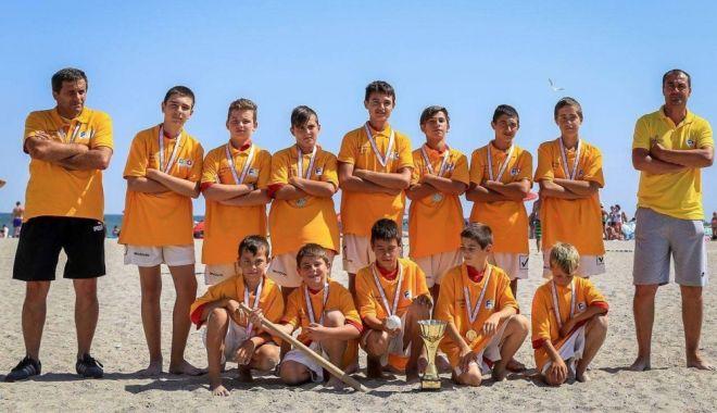 Foto: Sportivii de la Spicu Horia, remarcați în turneele de oină