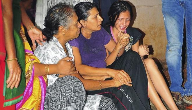 Foto: India:  O jurnalistă  a fost împuşcată în sudul ţării