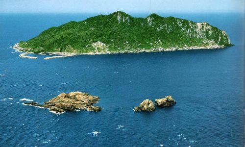 Foto: Insula Okinoshima, înscrisă în Patrimoniul Mondial UNESCO