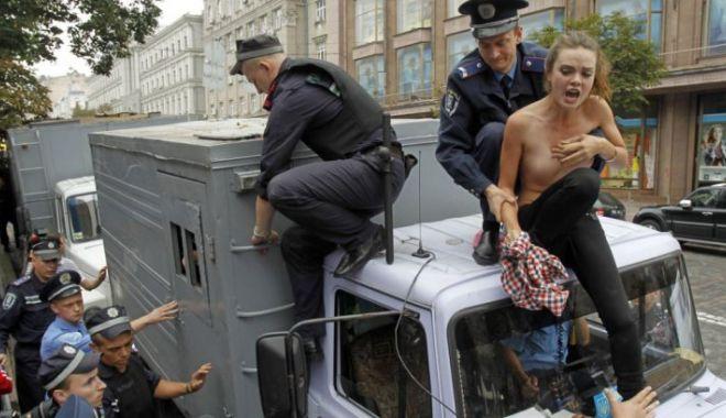 Foto: Oksana Shachko, co-fondatoarea mișcării Femen, s-a sinucis la 31 de ani