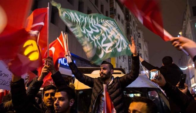 Foto: Olanda şi Turcia, tensiuni diplomatice fără precedent. Ankara acuză