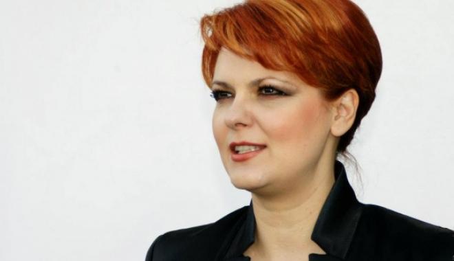 Foto: Olguţa Vasilescu explică cum ar putea ajunge Dragnea preşedintele României