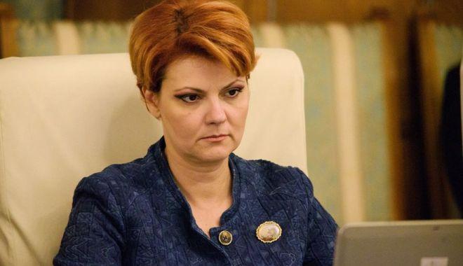 Foto: Olguţa Vasilescu: PSD riscă să piardă guvernarea