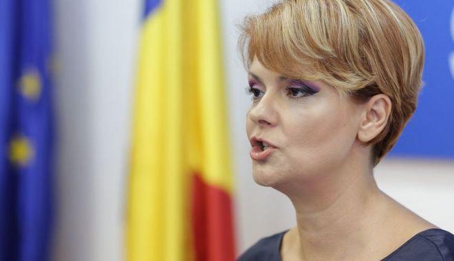 Foto: Prima reacție a Olguței Vasilescu după ce a fost respinsă pentru funcția de ministru