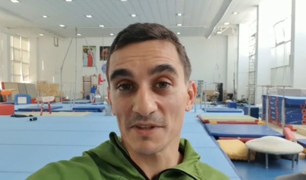 """Olimpism / A cincea oară, cu... noroc la aur! Marian Drăgulescu: """"Ne vedem la Tokyo!"""" - olimpismdragulescu-1618509465.jpg"""