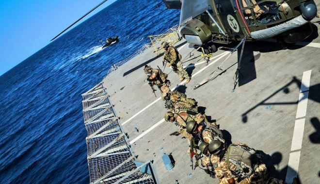 """Foto: """"Omul anului în Forţele Navale"""".  Cine sunt militarii nominalizaţi"""