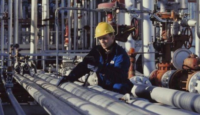 Foto: Omv Petrom a anunțat descoperirea a noi resurse de gaze în Oltenia