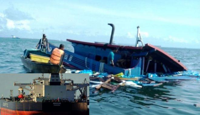 O navă costieră indoneziană s-a scufundat în urma unei coliziuni - onavasascufundat1212-1544619790.jpg