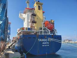 O navă turcească a fost abordată de pirați, în rada portului Conakry - onavaturceascaafostabordatadepir-1606810103.jpg