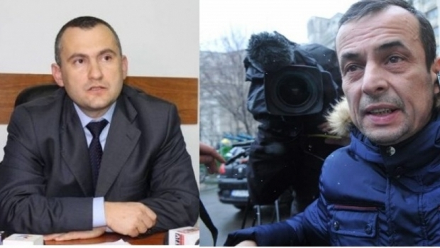 Foto: Procurorii Lucian Onea şi Mircea Negulescu au fost puşi sub control judiciar