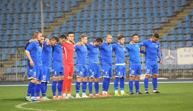 Foto: Fotbal: FC Farul - Gloria Buzău, REMIZĂ