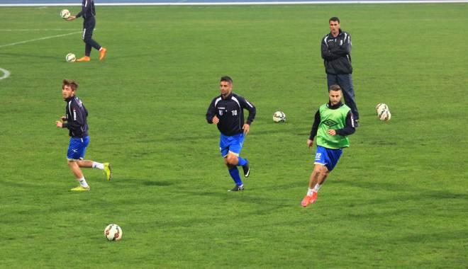 Foto: Fotbal: FC Farul - Ceahlăul Piatra Neamţ , la Constanţa