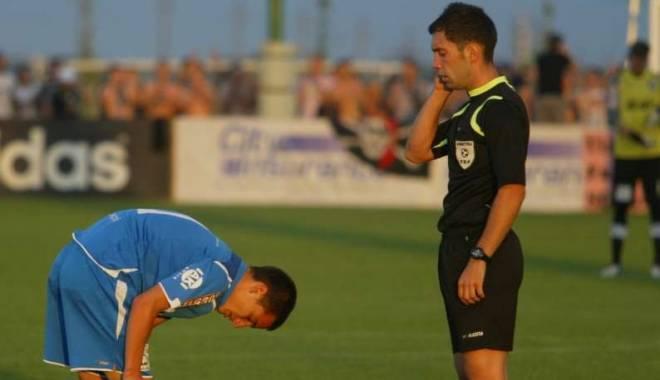 Foto: Fotbal: Cine va arbitra partida dintre FC Viitorul şi Dinamo