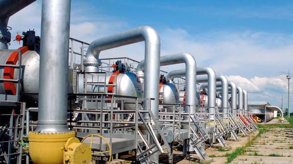 Foto: O nouă investiţie în exploatarea gazelor naturale