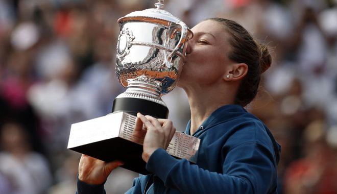 Foto: O nouă săptămână în fruntea ierarhiei WTA pentru Simona Halep