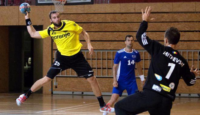 Foto: O nouă victorie pentru HC Dobrogea Sud, în cantonamentul din Slovenia