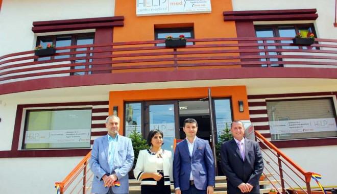 O nouă clinică privată, deschisă la Ovidiu - onouaclinicaprivatahelpmed1-1401378391.jpg