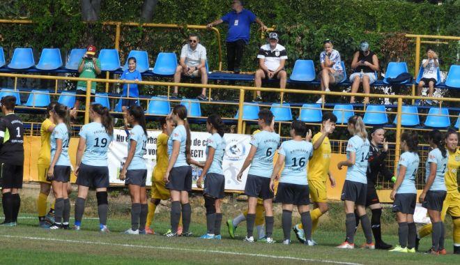 Liga 1 la fotbal feminin. O nouă înfrângere drastică pentru Selena - onouainfrangere-1568142493.jpg