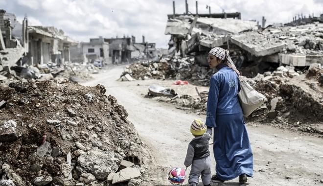 Foto: O nouă rundă de negocieri de pace privind Siria  a început la Astana