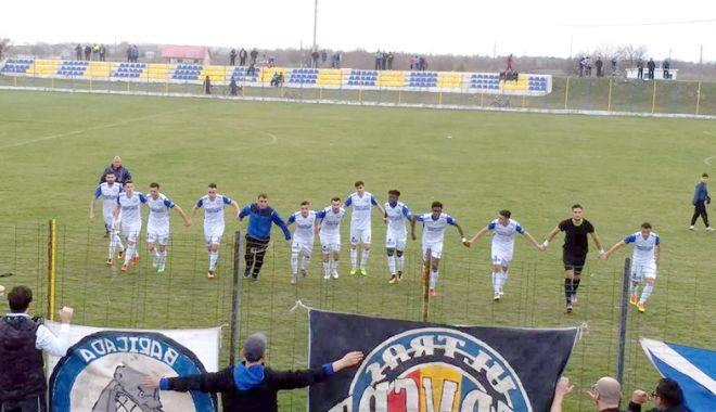 Foto: O nouă victorie pentru SSC Farul, în Liga a III-a