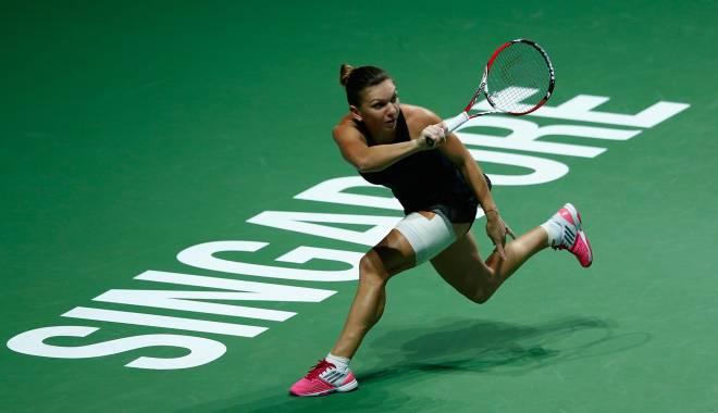 Foto: Tenis: S-a stabilit lista celor opt jucătoare de la Singapore