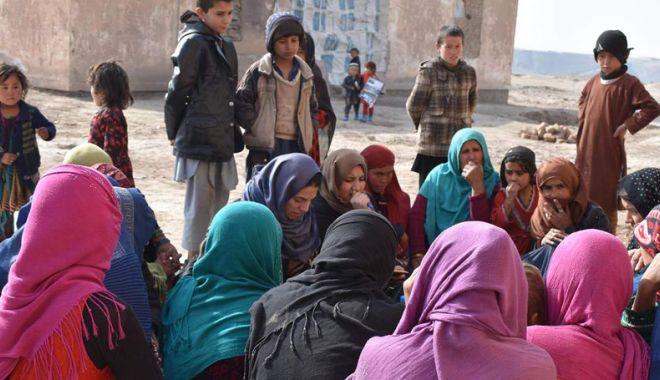 Foto: ONU trage un semnal de alarmă  faţă de creşterea atacurilor  împotriva civililor în Afganistan