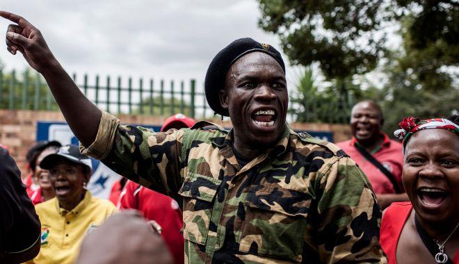 Foto: ONU a adoptat o rezoluţie care cere încetarea războaielor în Africa până în 2020
