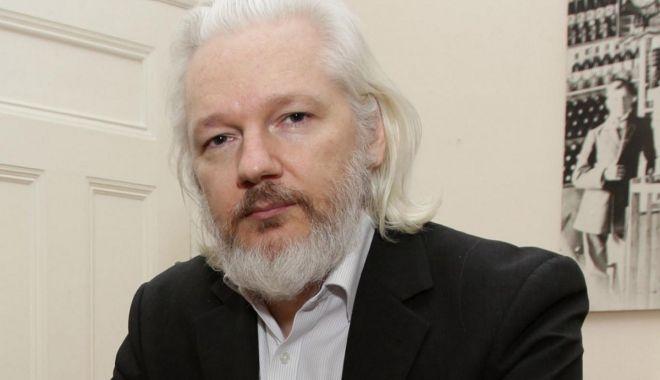 Foto: ONU cere ca Assange să aibă parte de proceduri judiciare corecte