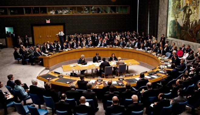 Foto: ONU: Moscova a blocat, prin veto, un proiect ce viza Siria