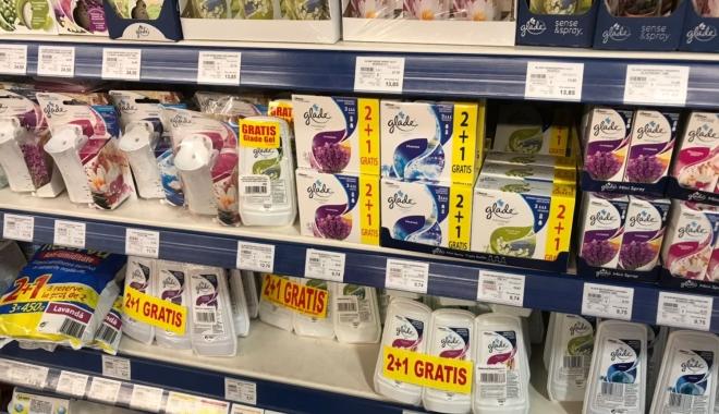 Dai un ban, dar ştii că… nu-l mai ai! Cum ne păcălesc supermarketurile / Galerie FOTO