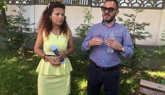 Foto: Comisarul Ecaterina Scînteie, șef interimar la Protecția Consumatorilor Constanța