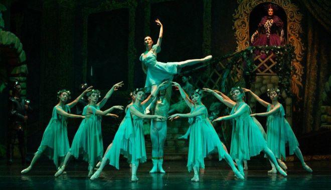 """Foto: Teatrul """"Oleg Danovski"""", spectacol la Călăraşi"""