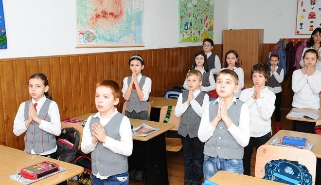 SCANDALUL PRIVIND RELIGIA ÎN ŞCOLI / Intervine Patriarhia!