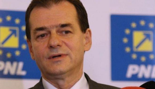 Foto: Ludovic Orban, audiat la DIICOT după plângerea împotriva Vioricăi Dăncilă