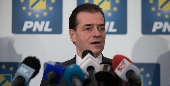 """Foto: Orban: """"Proiectul moţiunii de cenzură, adoptat de principiu"""""""