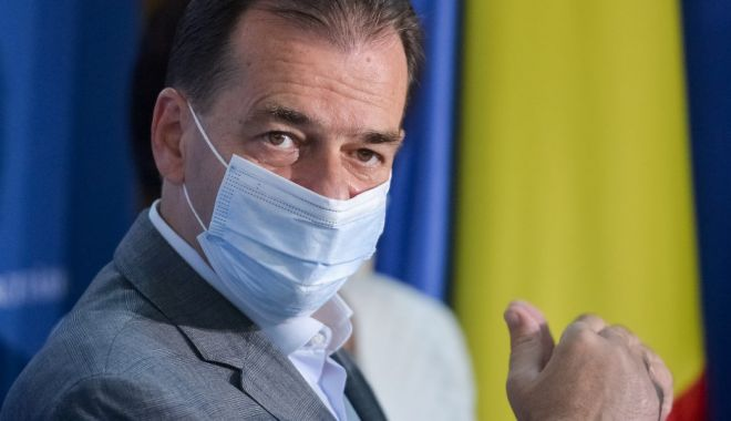 Ludovic Orban anunță noi restricții: