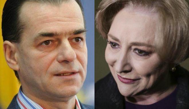 Foto: DIICOT a început ancheta în cazul Orban-Dăncilă