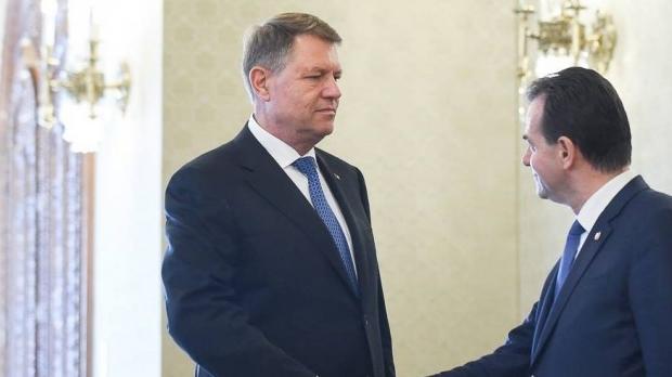 Foto: Ludovic Orban: Vom fi alături de preşedintele Iohannis pentru a asigura succesul referendumului pe justiţie