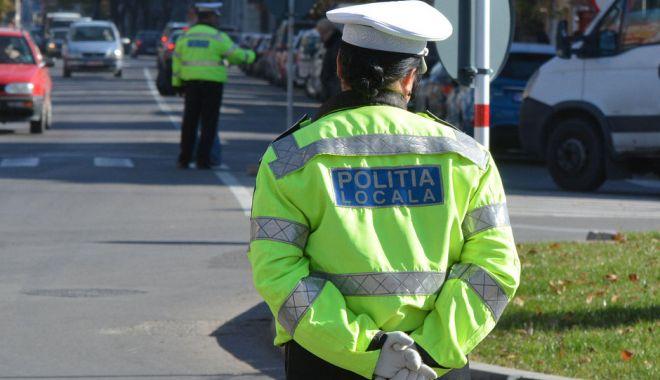 Foto: Ordinea și siguranța în municipiu, monitorizate de polițiștii locali