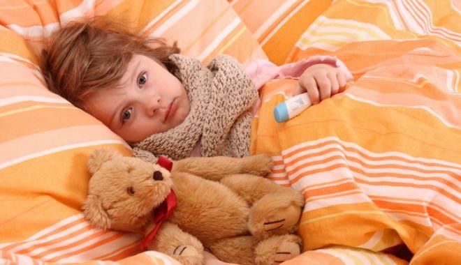 Foto: Oreionul, boală a copilăriei. Care sunt primele semne