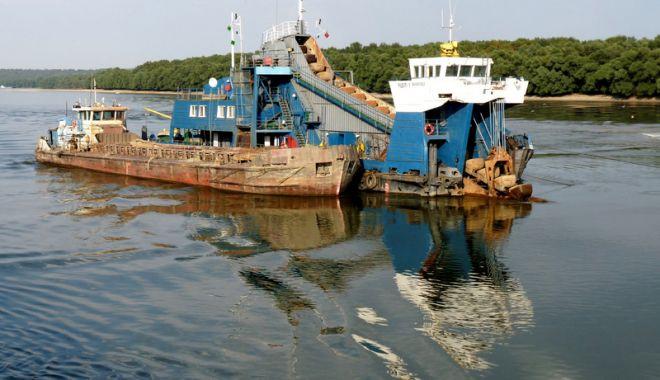 Foto: O reușită a patronatului din portul Constanța